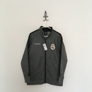 Real Madrid Track Jacket Size S Small